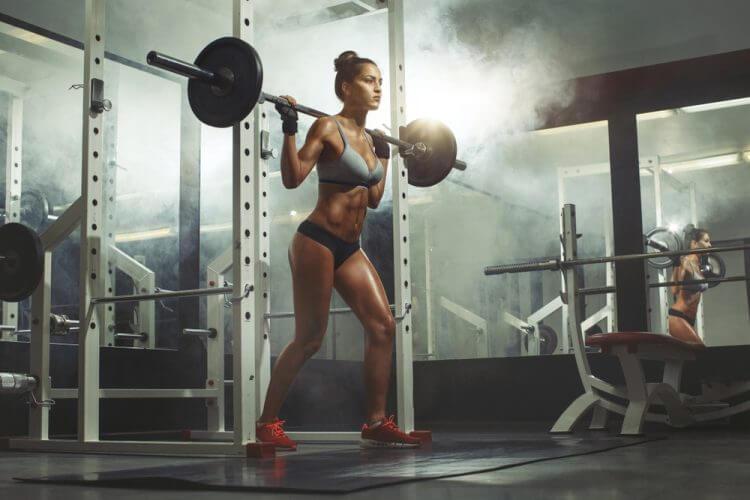 Treino de musculação para emagrecer 2