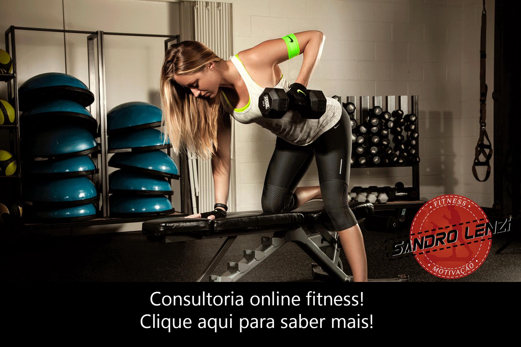 consultoria online fitness