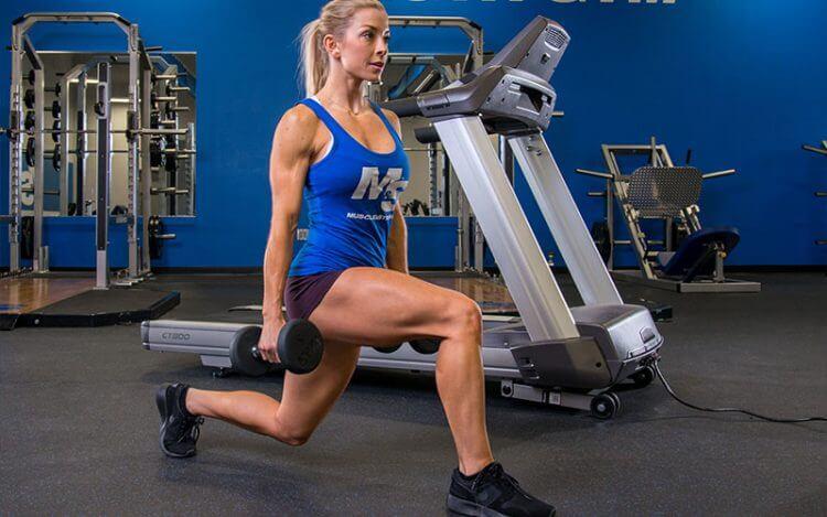 treino de hipertrofia para mulheres