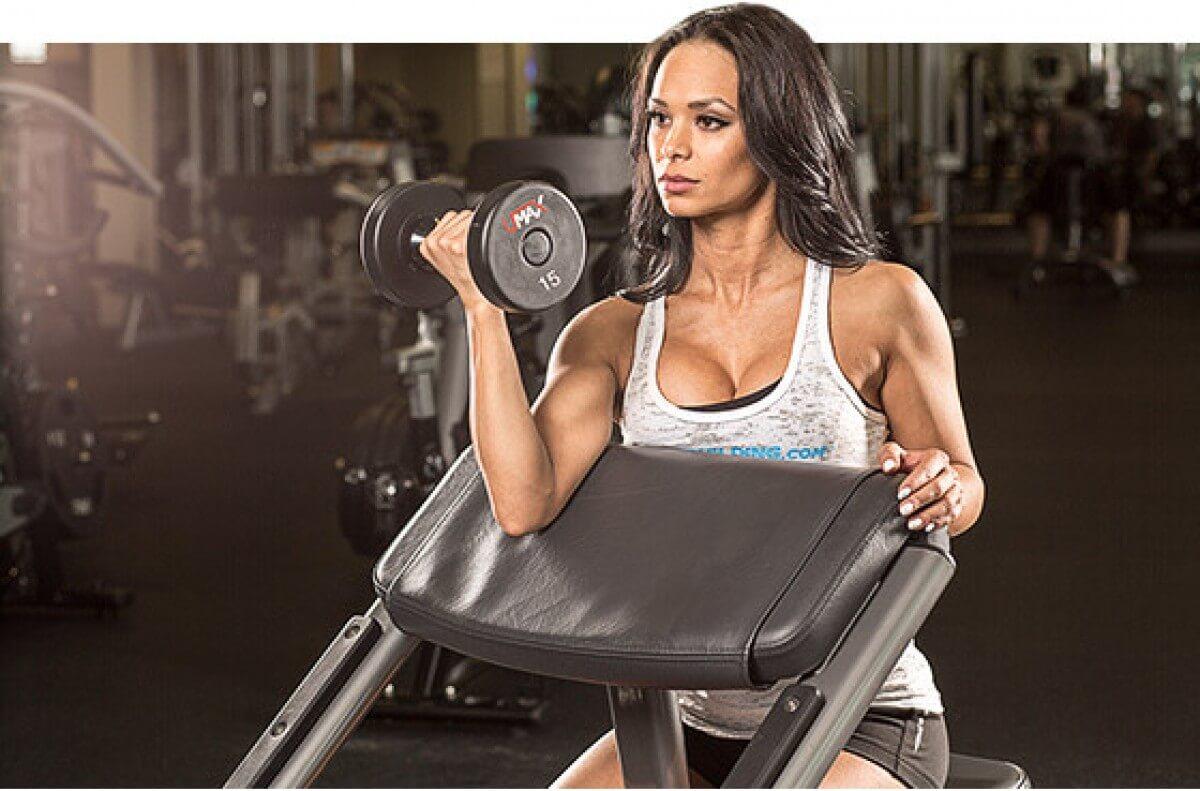 Como deve ser o treino para ganhar massa muscular?