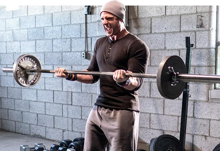 treino de hipertrofia para bíceps